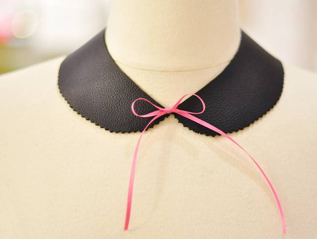 handmade collar necklace