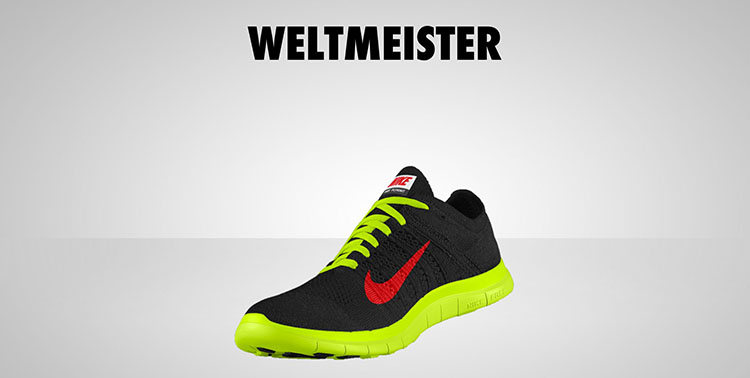 NikeID for Angela Merkel