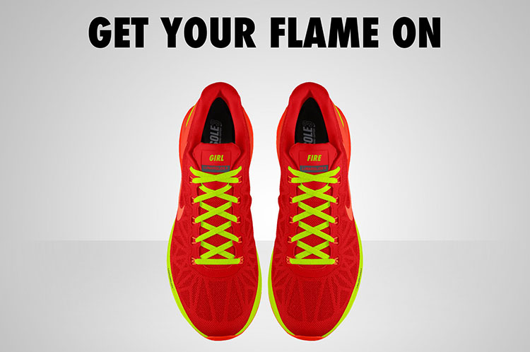 NikeID for Katniss Everdeen