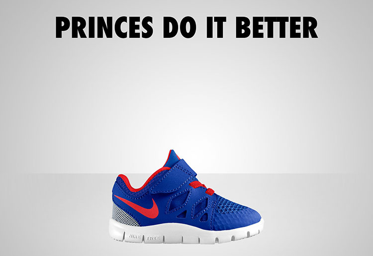 NikeID for Prince George