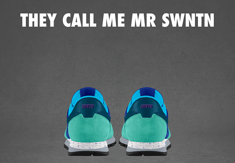 NikeID for Tilda Swinton