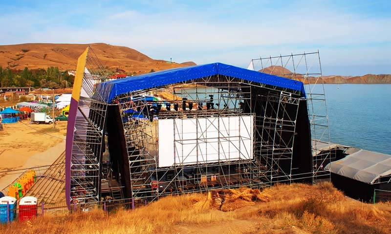 Festival Guide 1 Stage