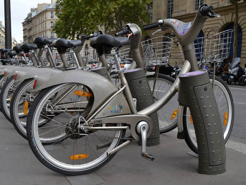 Paris-Bicycle