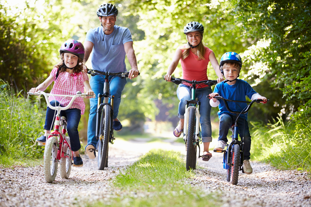 Super half-term deals to entertain the kids_Cycling