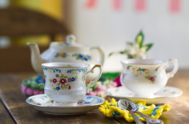 20 Afternoon Teas to Devour and Delight