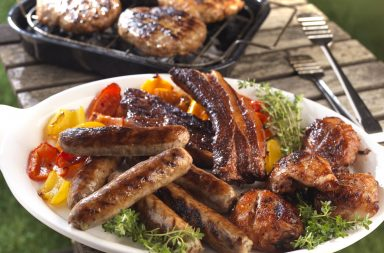 Campbells Meat BBQ Party Pack Competition