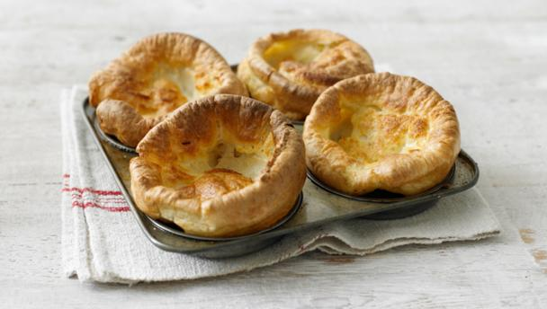 Mary Berry yorkshire pudding