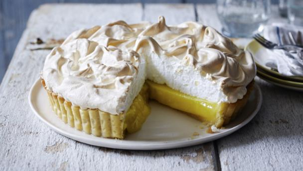 Mary Berry Meringue Pie