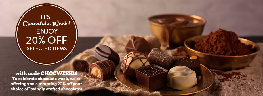 Thorntons Chocolate Week offer