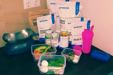 Myprotein supplements featured