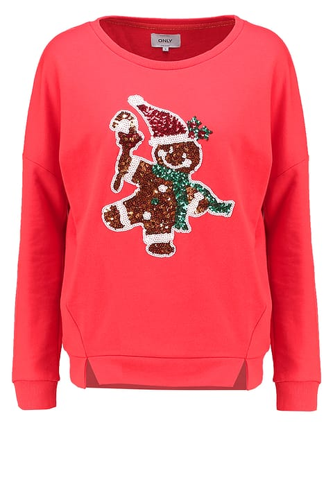 Sparkly Gingerbread Man Sweatshirt, ONLY at Zalando