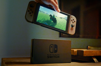 Nintendo Switch Promo Image