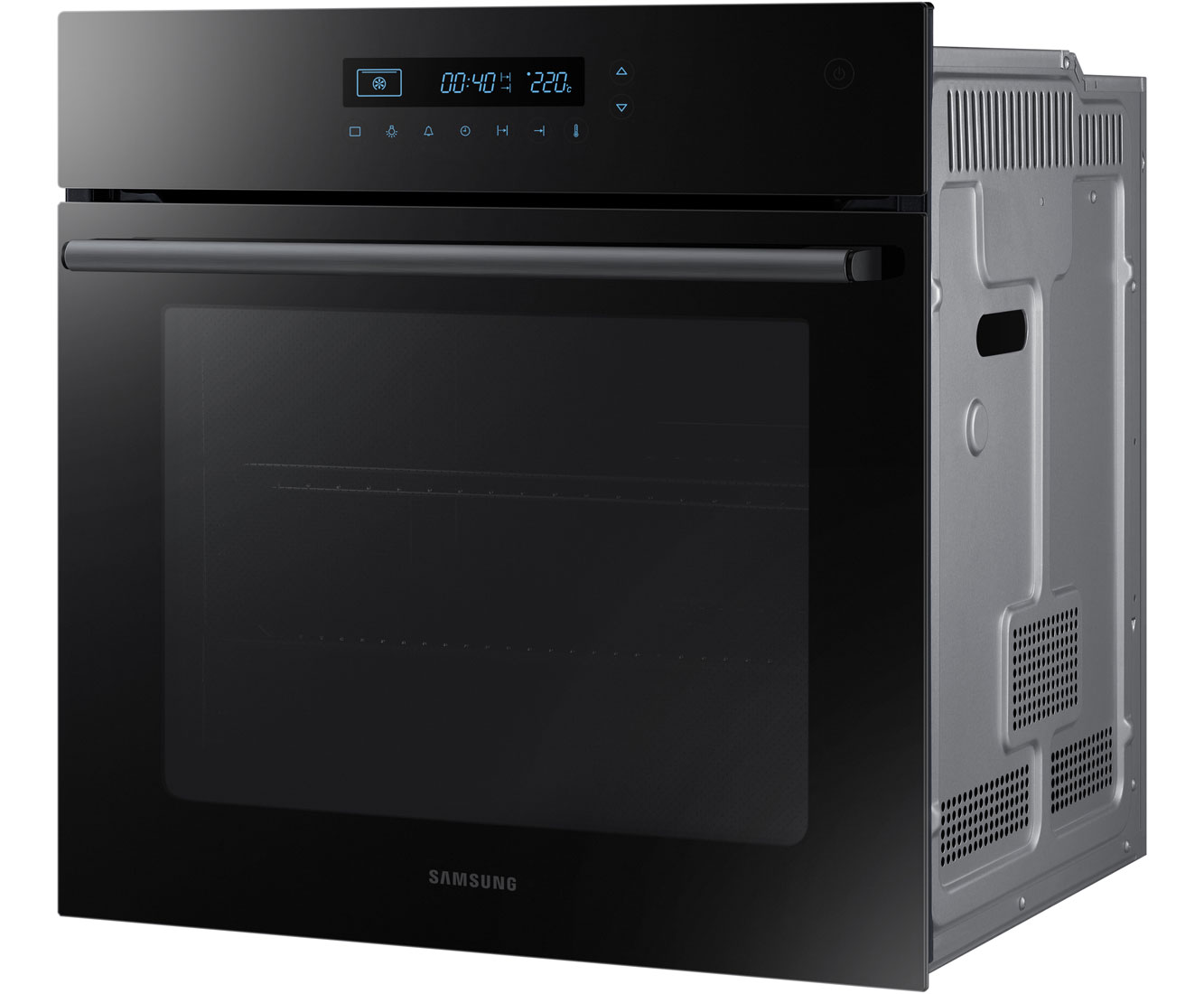Samsung built in electric oven in black