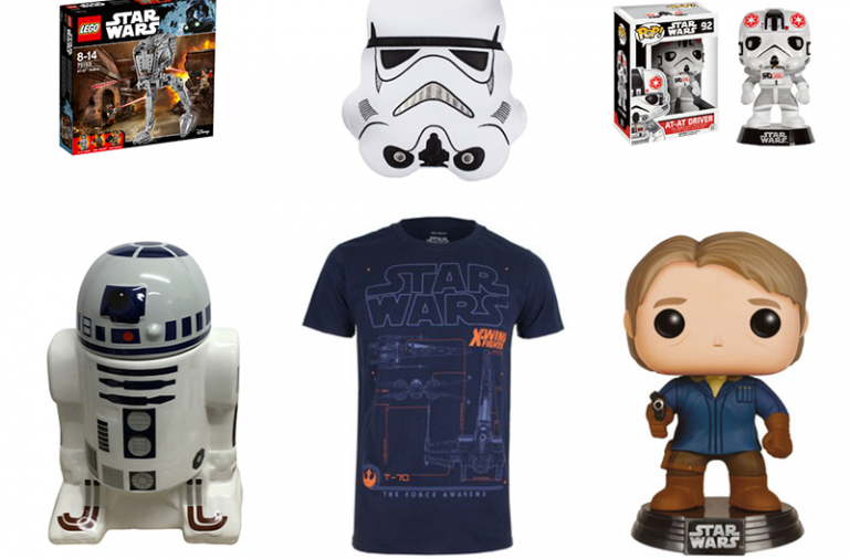Win a Star Wars mega bundle worth almost £200