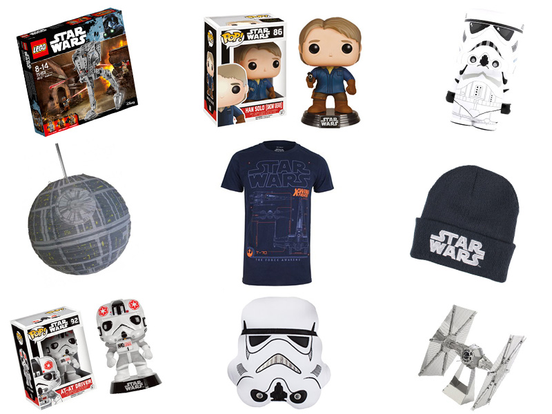 Win a Star Wars mega bundle worth almost £200 courtesy of IWOOT