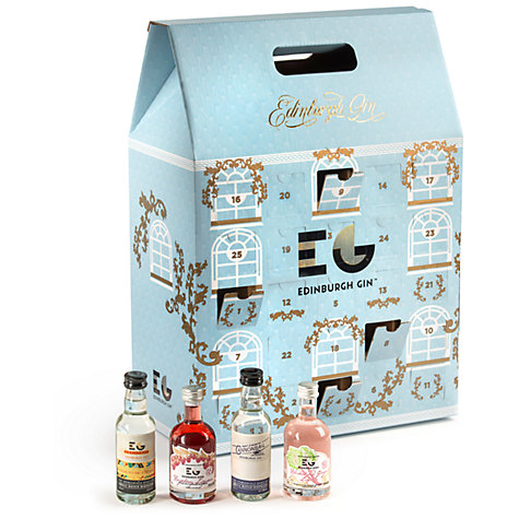 Edinburgh Gin advent calendar – The most spectacular advent calendars for Christmas 2017