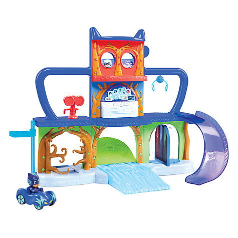Top Toys for Christmas 2017 – PJ Masks Headquarters Playset