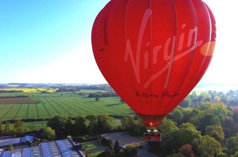 Virgin Balloon Flight