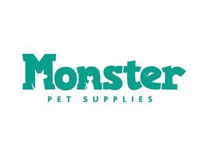 Monster Pet Supplies Voucher Codes