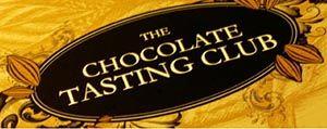 The chocolate tasting club logo