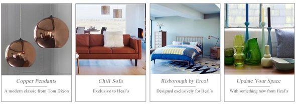 Heal's Furniture