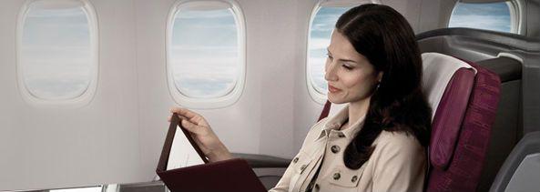 Qatar airways image