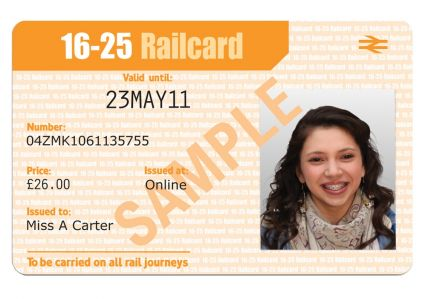 Hi Nick, Is the railcard a three-year version with more than a year still to go? If yes then he's saved you the hassle of linking cards again until it expires.