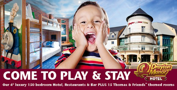 Drayton Manor Stay