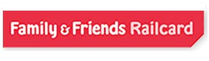 Family & Friends Railcard Logo