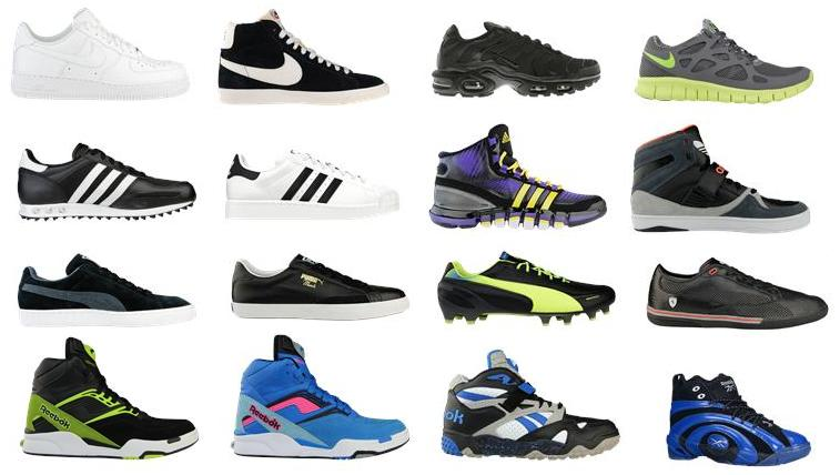 Foot Locker Sneakers