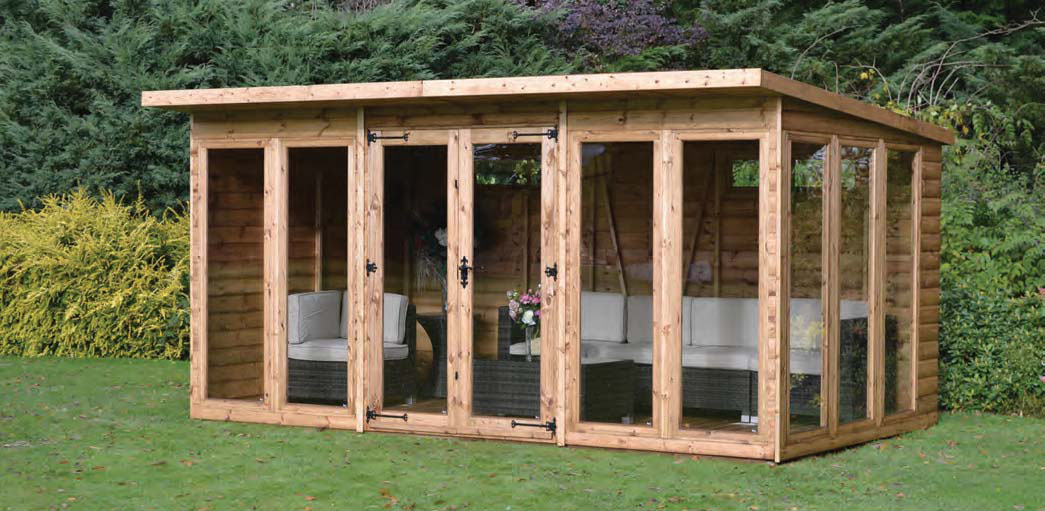 Garden Buildings Direct summerhouse