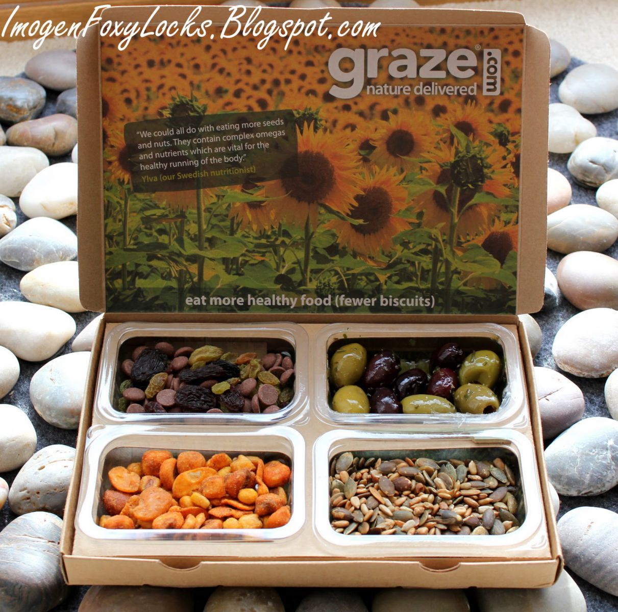 free graze boxes discounts