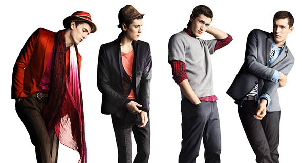 H&M Mens Fashion