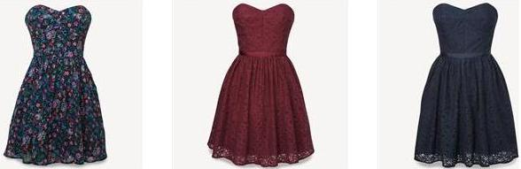 Dresses offered by Jack Wills