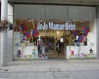 JoJo Maman Bébé Store