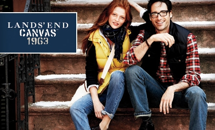 Lands End Coupon Uk