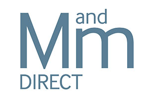 M and M logo