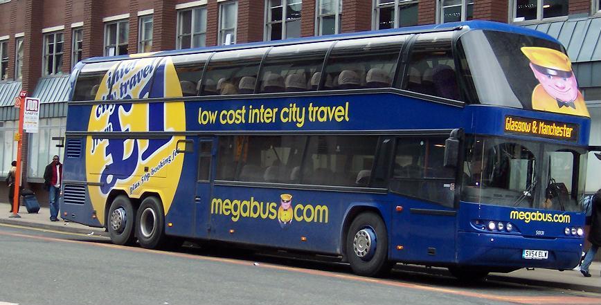 Megabus Promo Code Active Discounts July 2015