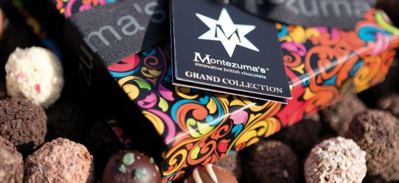 Montezumas Assorted Chocolates