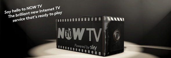 Now TV to stream direct to TV