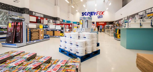 Screwfix Stores