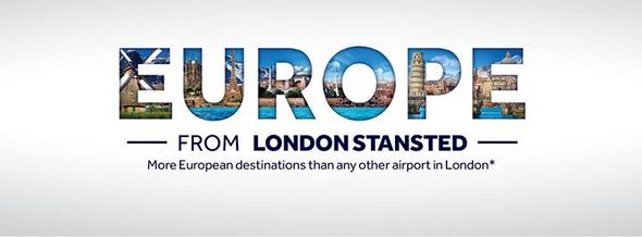 stansted promo code