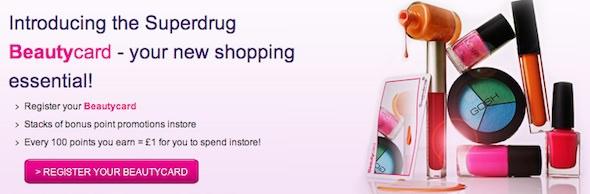 Superdrug Promotions