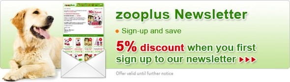 coupon code for zooplus uk