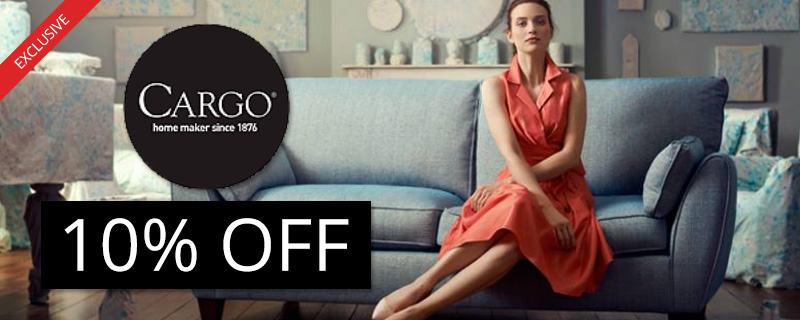 10% off at Cargo