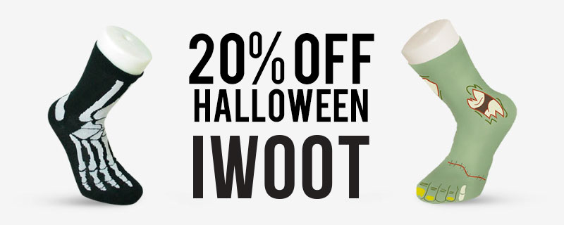 13% off Halloween at I Want One Of Those