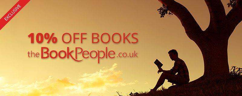 10% off at The Book People