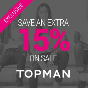 Topman24hrs 15%