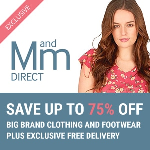 Free Delivery at M and M Direct