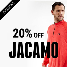 20% off at Jacamo